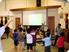 教会学校キャンプ